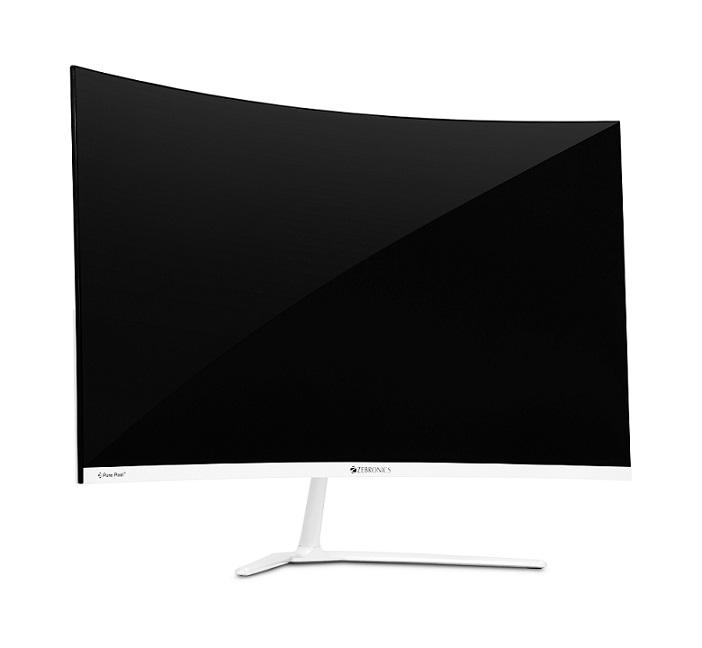 """Zebronics 80 cms curved """"ZEB-AC32FHD LED"""" Monitor."""