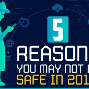 5 Reasons You May Not Be Safe In 2019