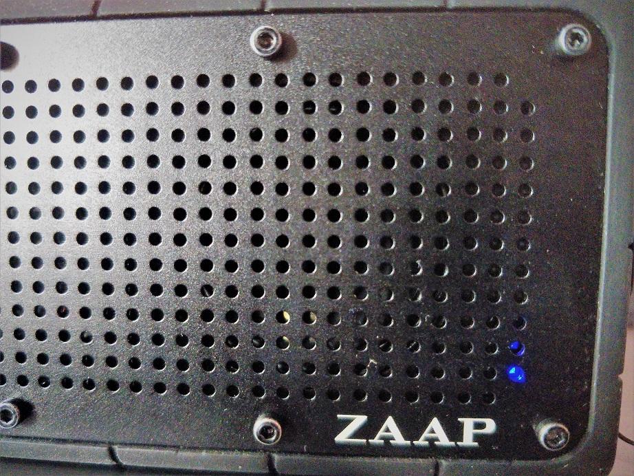 Aqua pro zaap speaker audio eview