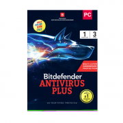 Bitdefender Antivirus Plus 2019 announced at ₹ 225 -1 Year and ₹ 399 -3 Years