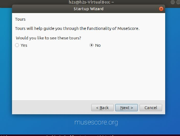 Install MuseScore 3.0.4 on Ubuntu 2