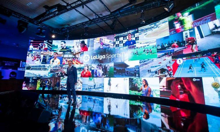 LaLigaSportsTV OTT (over-the-top) service
