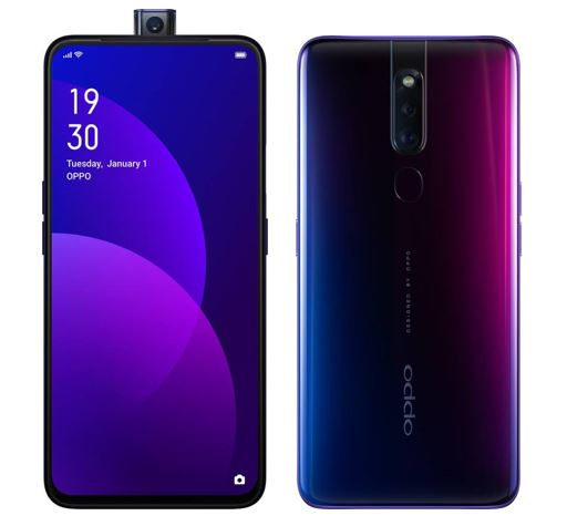 Oppo F11 pro best smartphones under 25000 in India