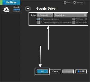 Đánh giá RaiDrive