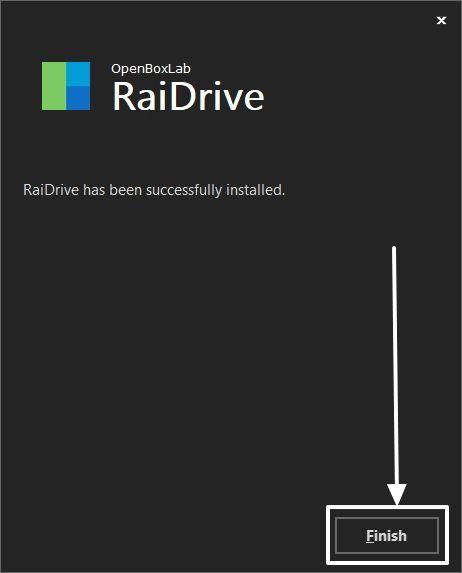RaiDrive 3