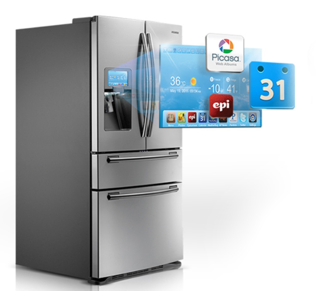 Smart refrigerators IOT 2019