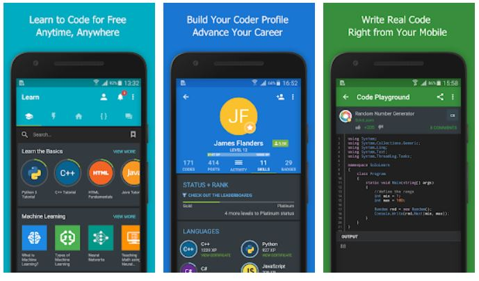 SoloLearn Learn to Code for Free best digital learning app android