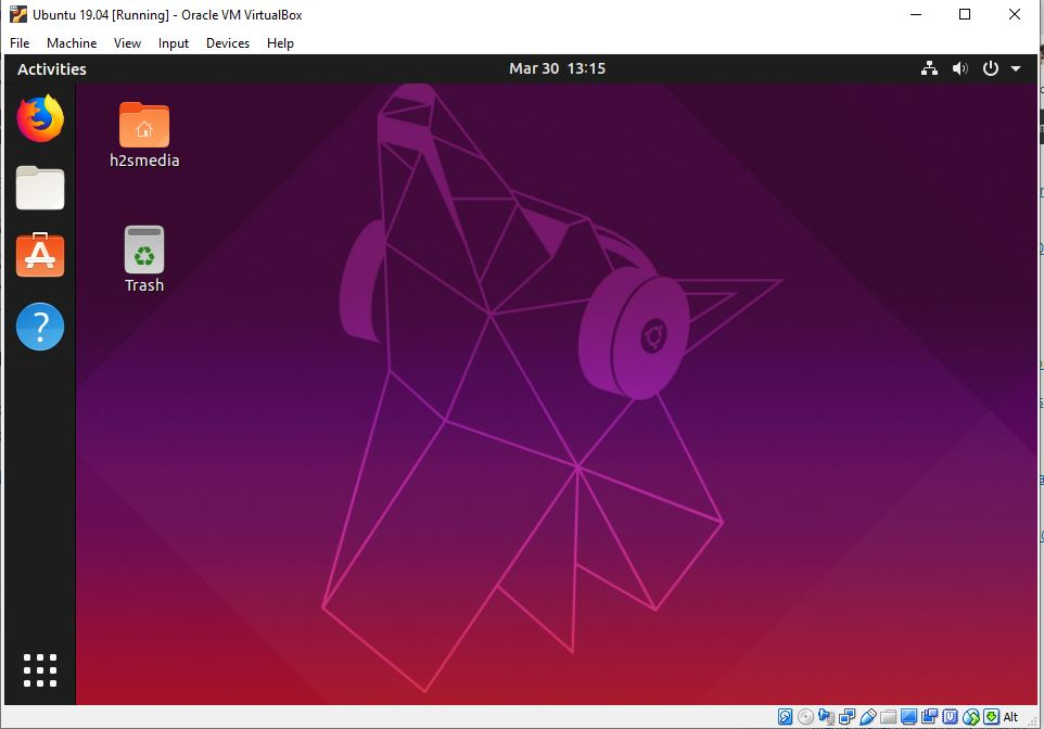 Ubuntu 19 04: How to download and install on Virtual Box
