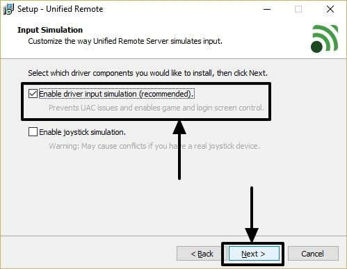 Unified Remote 2