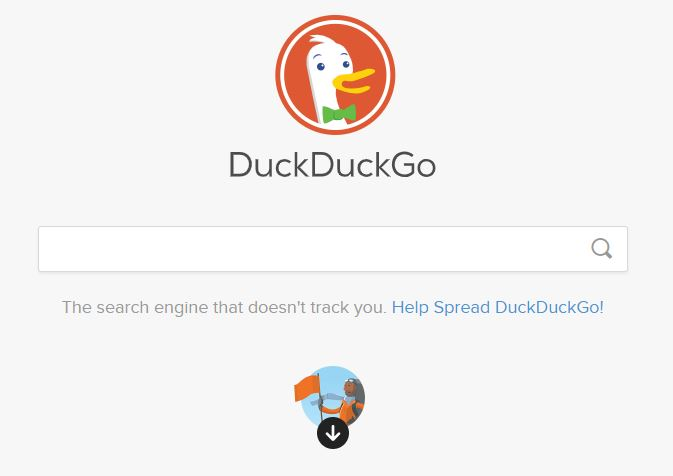 Use DuckDuckGo and other anonymous search engines