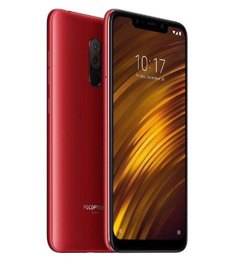 Xiaomi Pocophone F1 best smartphon under 25000
