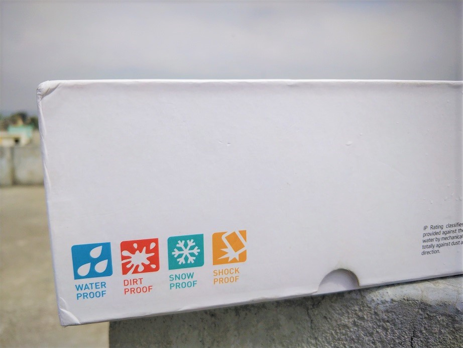 ZAAP Aqua Pro Speaker box review