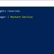 windows ubuntu subsystem restart