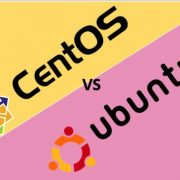 Centos server vs Ubuntu server comparision