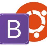 Install bootstrap in Ubuntu using terminal