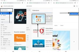 install & use chrome extensions on Android Kiwi browser Chrome apps