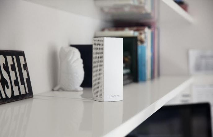 LINKSYS Velop Mesh WIFI System Tri- Band