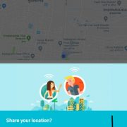 Live location sharing Google Maps 4