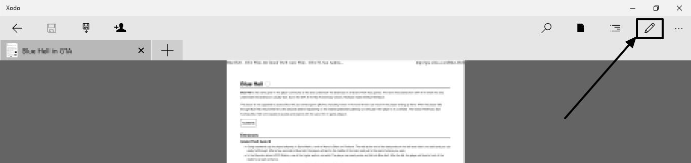 Xodo PDF for Windows 2