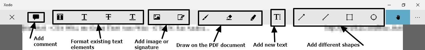 Xodo PDF for Windows 3