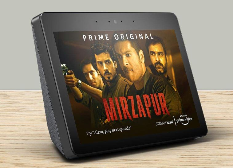 amazon echo show in india