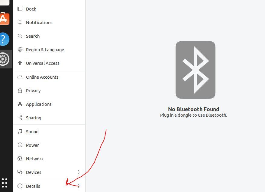 default apps in Ubuntu 19