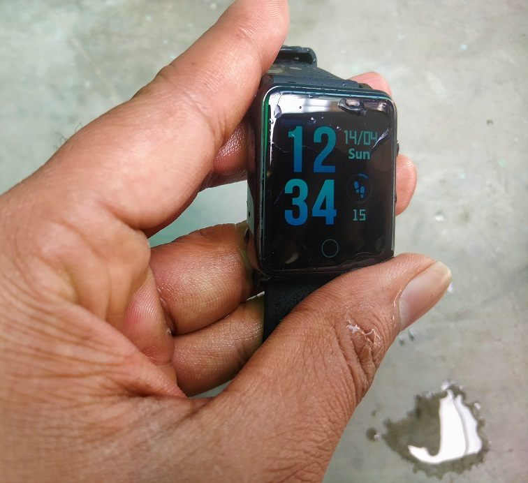 toreto Bloom smartwatch review 2