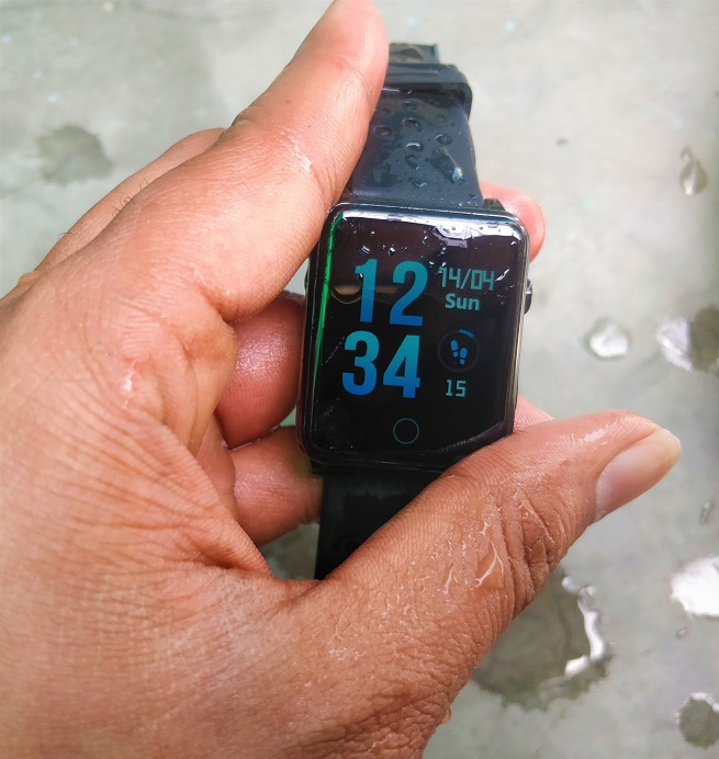 toreto Bloom smartwatch review 3