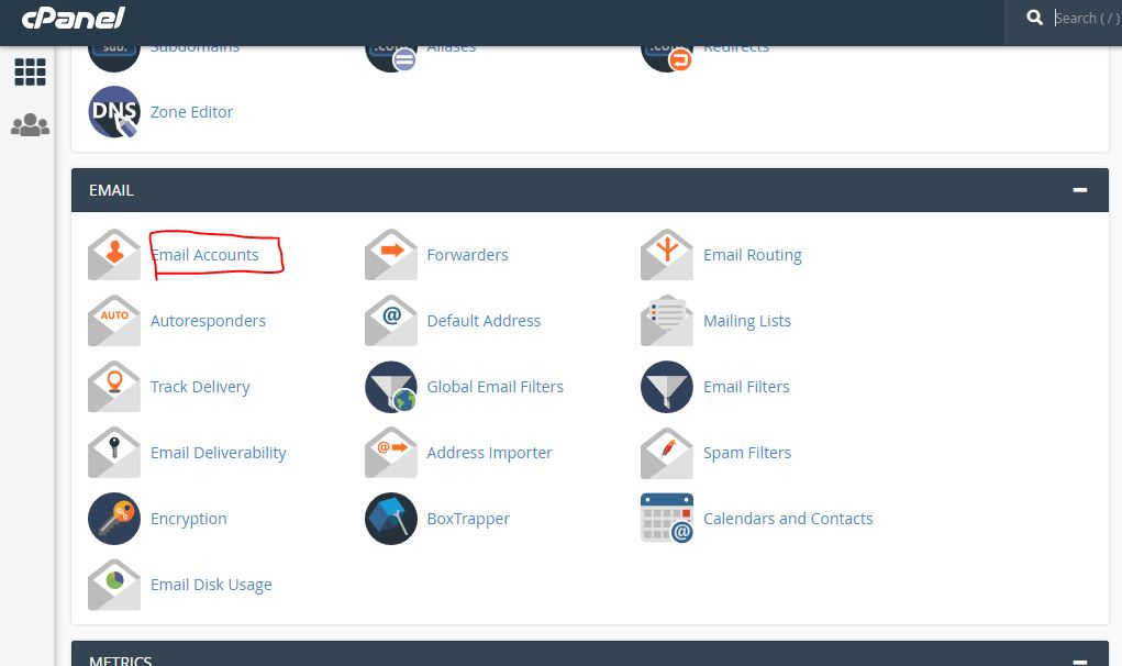 How to access Roundcube webmail login using Cpanel | H2S Media