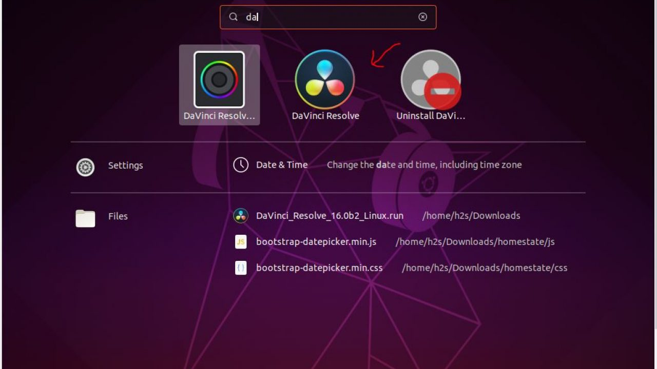 DaVinci Resolve Linux edition: How to Download and Install