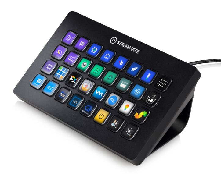 Elgato announced Stream Deck XL and Stream Deck Mobile