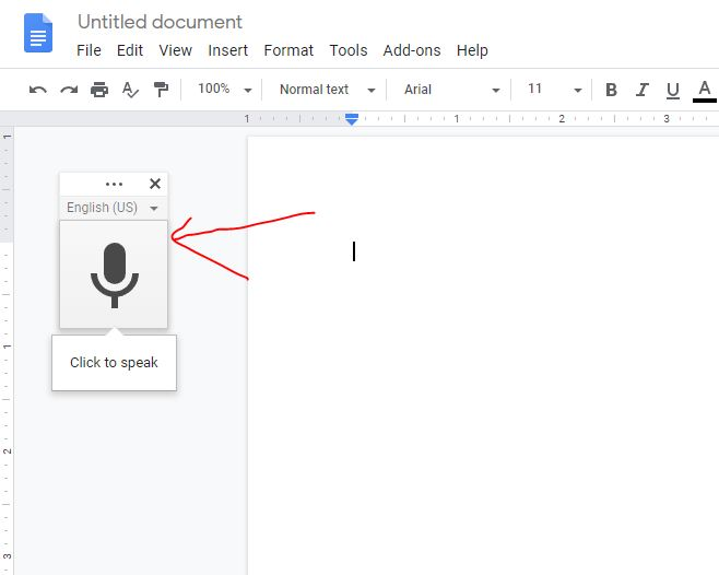 Enable google voice typing on Mac, windows, linux
