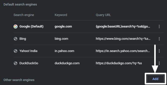 Google Drive files in address bar 3