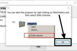 IObit Unlocker 1