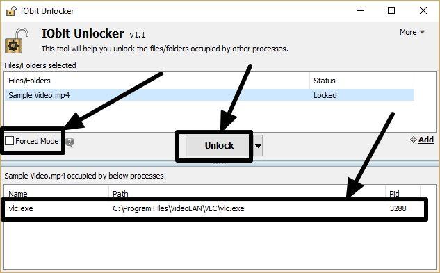 IObit Unlocker 3