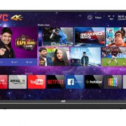 JVC 43-inch Ultra HD 4K Smart LED 43N7105C TV