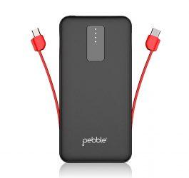 Pebble 10000mah powerbank