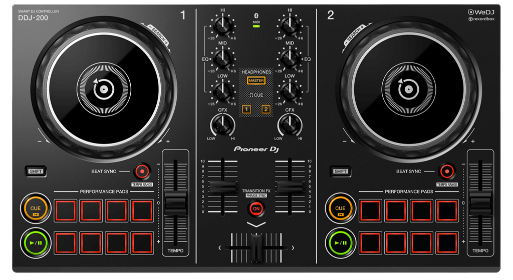 Pioneer DJ- ddj-200 Product