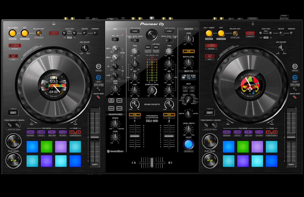 Pioneer DJ- ddj-800 Product