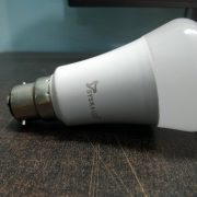 Syska Smart LED bul SSK-SMW-7W review