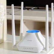 Tenda F6 router review Wireless N300 Easy Setup Wi-Fi Router 300 (White, Not a Modem)