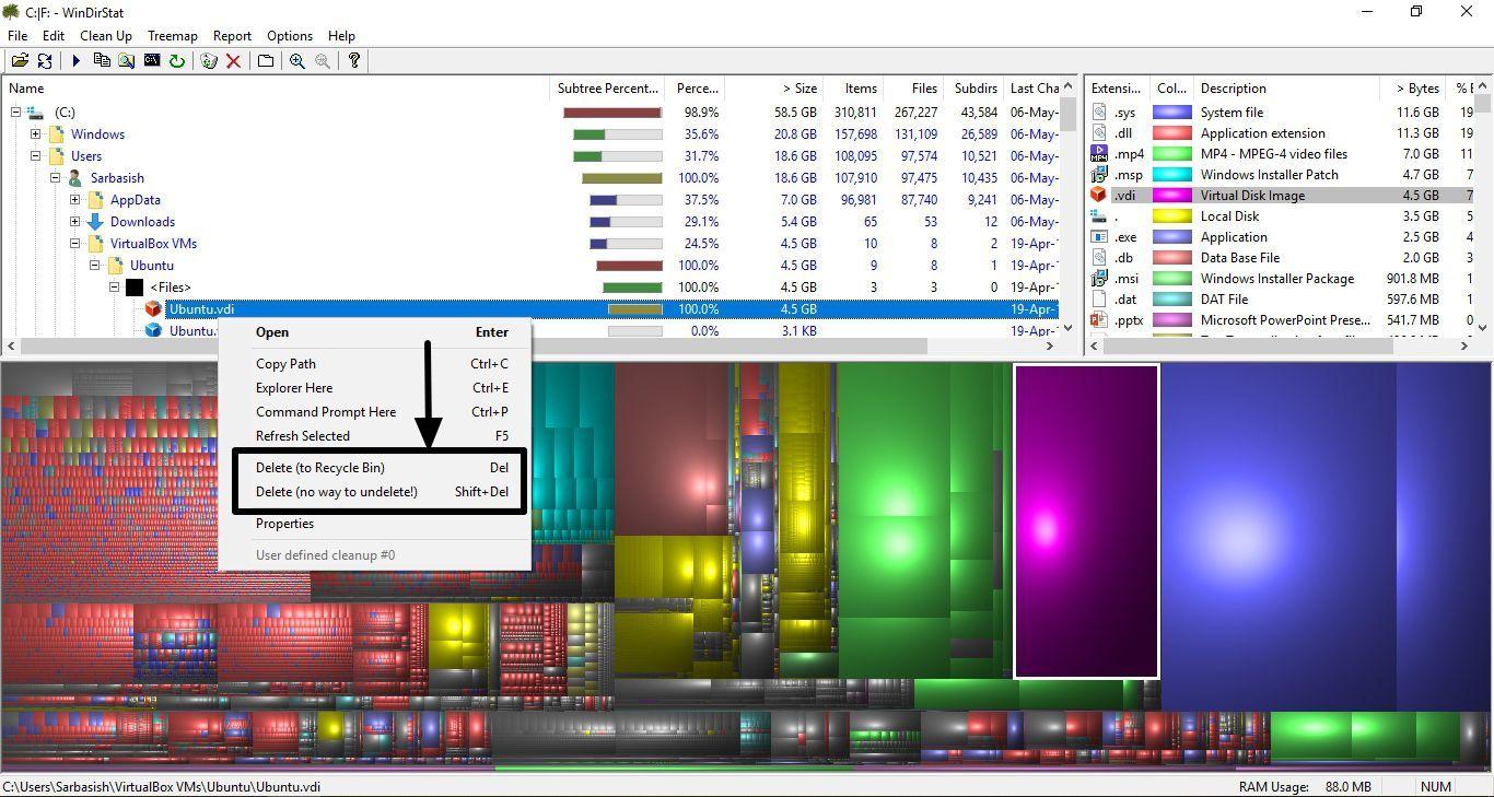 WinDirStat_StorageMap 6