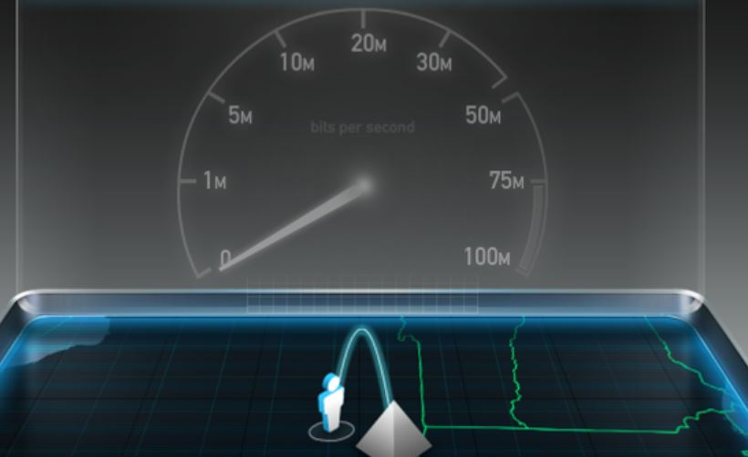 show real-time network speed on your Android device