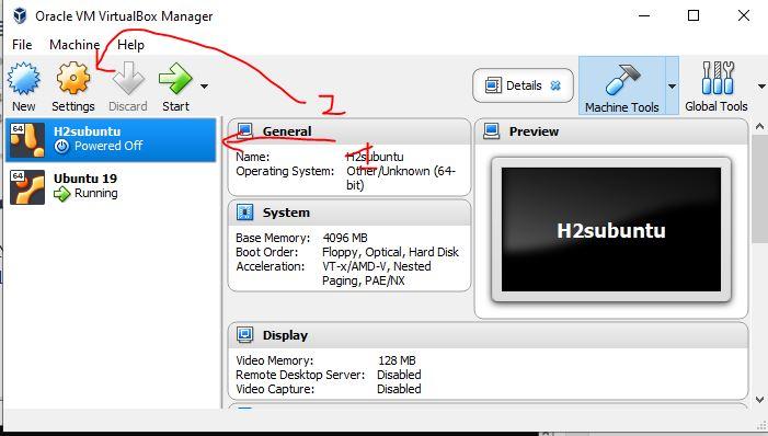 vm increase disk size linux