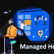 what does manage hosting mean