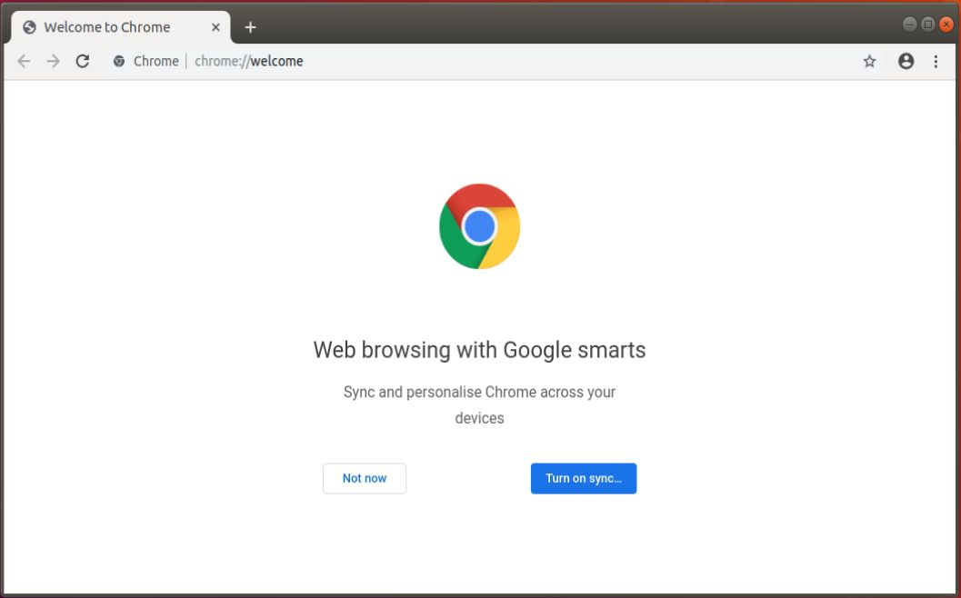 Chrome stable on Android 9
