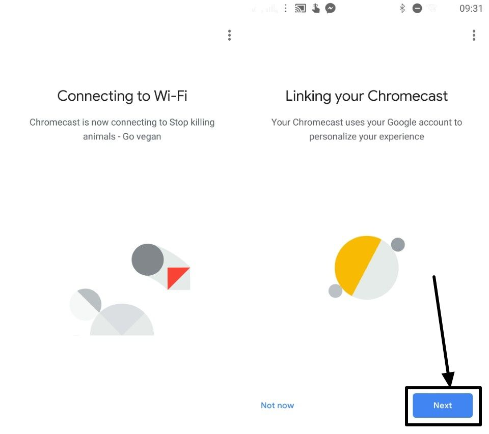 connecting to Wifi