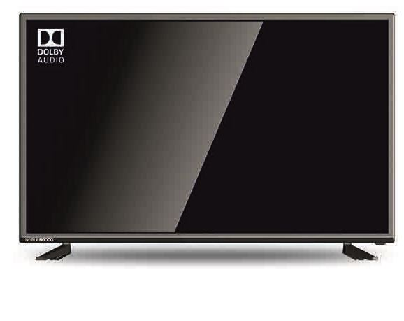 Full HD Smart TVNB40MAC01