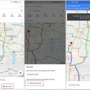 Gogole Maps new Taxi route monitoring feature