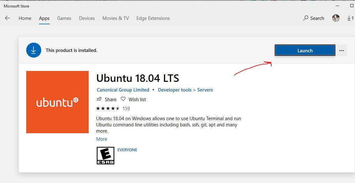 Install Apcahe on Windows 1o via Ubuntu WSL